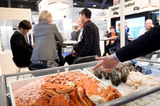 profesionalhoreca, SeaFood Expo Global, feria de productos de mar