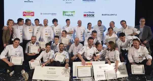 profesionalhoreca, semifinal concurso cocinero del año 2020