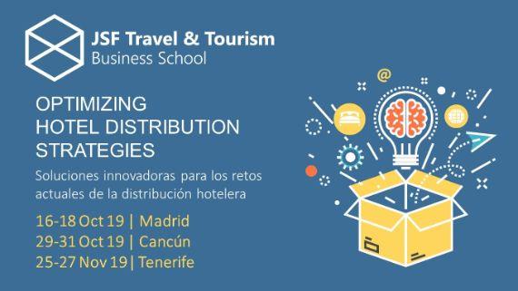 profesionalhoreca, jornadas sobre distribución hotelera de JSF Travel & Tourism