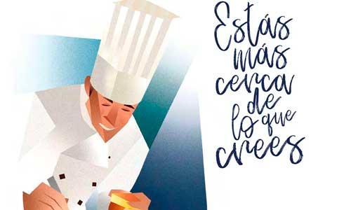 Profesionalhoreca, cartel del Premio Promesas de la alta cocina de le Cprdon Bleu