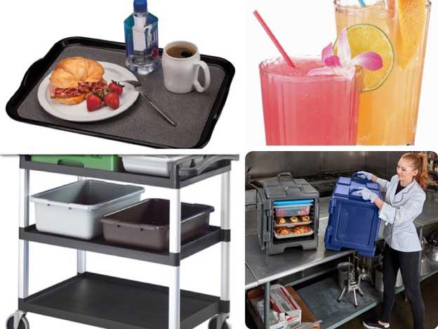 Profesionalhoreca, productos Cambro para foodservice