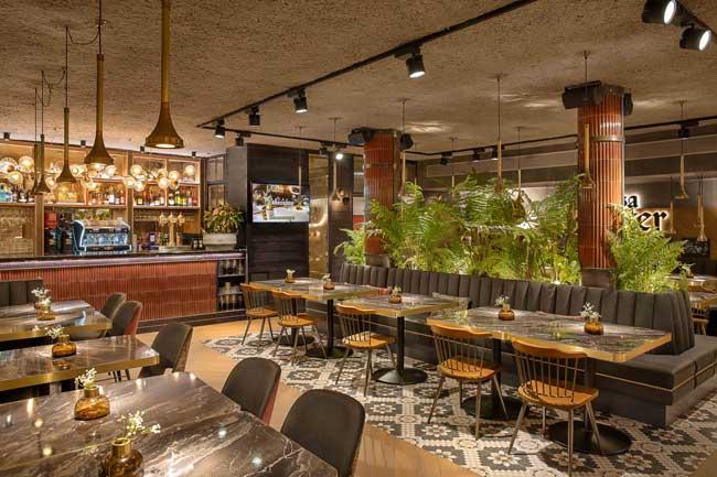 Profesionalhoreca, restaurante Casa Fuster de Sabadell
