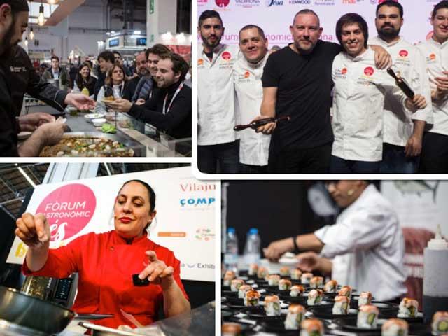 Profesionalhoreca, Fórum gastronómico Barcelona 2019