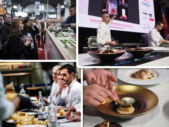 Profesionalhoreca, Fórum gastronómico Barcelona 2019,
