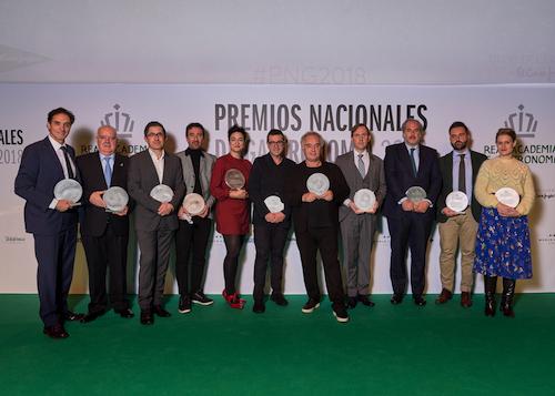 Profesiomalhoreca, los galardonados en los 44 premios Nacionales de Gastronomía
