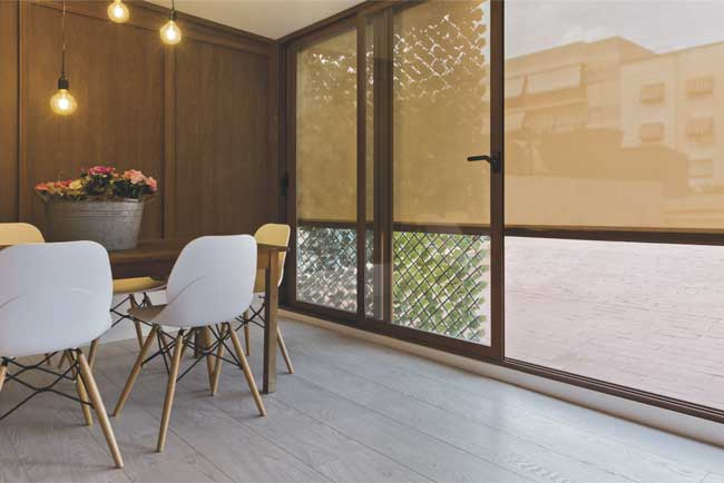 Profesionalhoreca, wind screens de Saxun