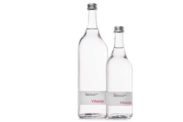 Profesionalhoreca, botellas de agua de de Vilajuïga