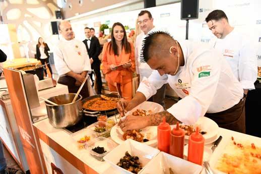Profesionalhoreca, rl chef ganador de Mejores Arroces 2019Juan David Couñago