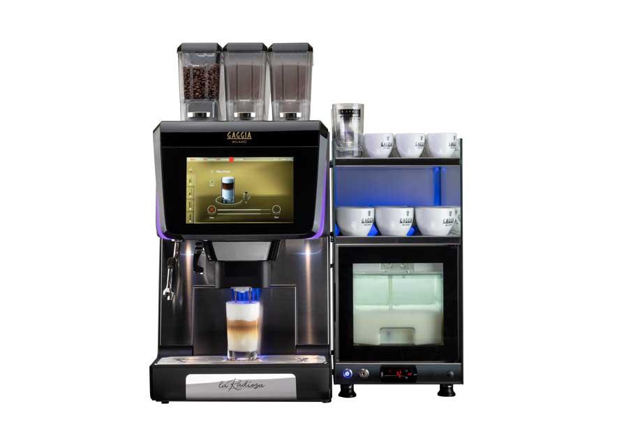 Profesionalhoreca. máquina de café La Radiosa, Gaggia, Quality Espresso