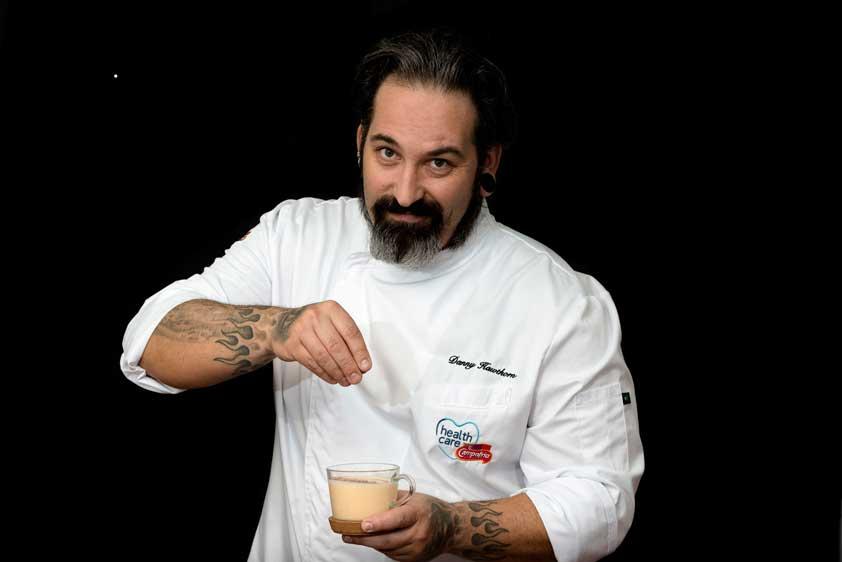 Profesionalhoreca, Danny Hawthorn, chef de Campofrío