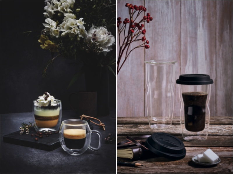 Profesionalhoreca, tazas Thermic Glass de Luigi Bormioli