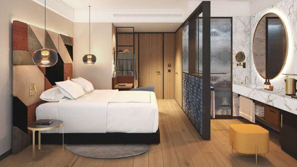 Profesionalhoreca, habitación del Kimpton Vividora Hotel