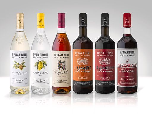 profesionalhoreca, licores de la destilería italiana Nardini