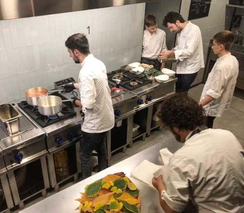 profesionalhoreca, la cocina de Foodlab by Urban Campus