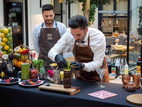 profesionalhoreca, actividades gastro en Madrid Hotel Week