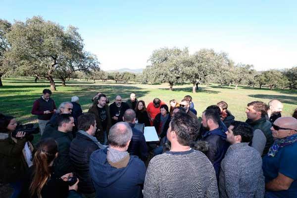 Proesionalhoreca, lectura pública del Manifiesto de Zafra para el Futuro de la Cocina Rural