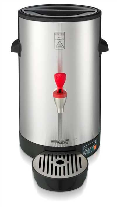 Profesionalhoreca, máquina de agua caliente para infusiones Bravilor Bonamat HWA 8