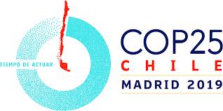 Profesionalhoreca, logo de la Conferencia de las Naciones Unidas sobre el Cambio Climático (COP25)