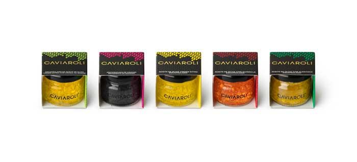 Profesionalhoreca, tarritos de Caviaroli de 20 g