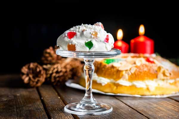 Profesionalhoreca, Crem de Lux, helado de roscón de Reyes