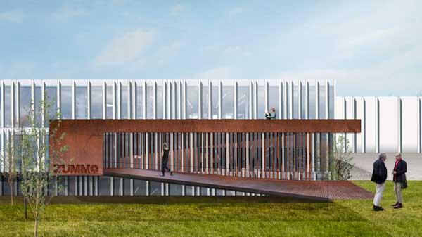 Profesionalhoreca, proyecto de la nueva sede de Zummo, en La Eliana (Valencia)