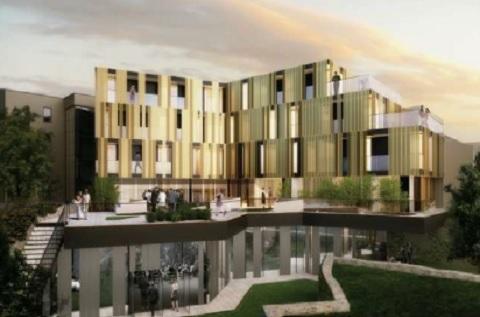 Profesionalhoreca, Room 2030, proyecto de expansión del hotel NH Palacio de Avilés