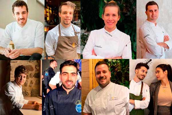 Profesionalhoreca, los candidatos a Cocinero Revelación en Madrid Fusión 2020