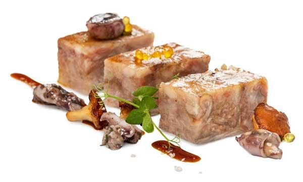 Profesionalhoreca, manitas de cerdo, producto de quinta gama de Gastrocook