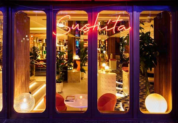 Profesionalhoreca, restaurante Le Club Sushita en Madrid