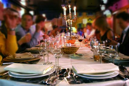 profesionalhoreca, celebración en restaurante