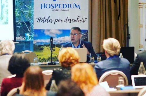 profesionalhoreca, Anselmo de la Cruz, fundador de Hospedium