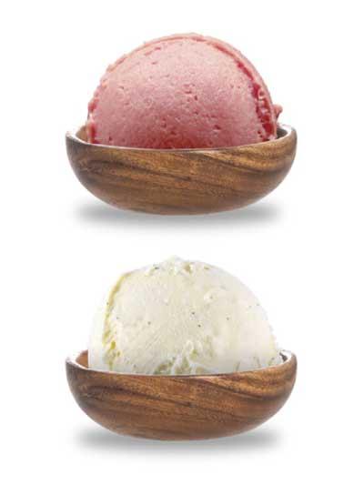Profesionalhoreca, helados artesanos Glaces des Alpes, distribuidos por Bidfood