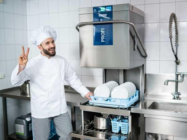 Profesionalhoreca, lavavajillas Two-Level-Washer de Hobart