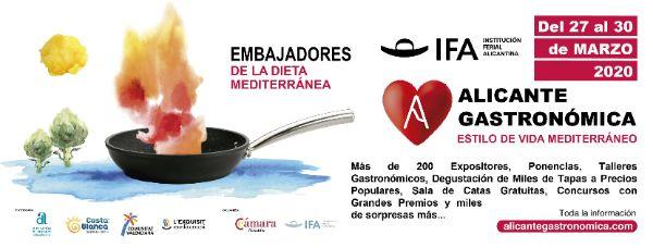 profesionalhoreca, Alicante Gastronomica 2020