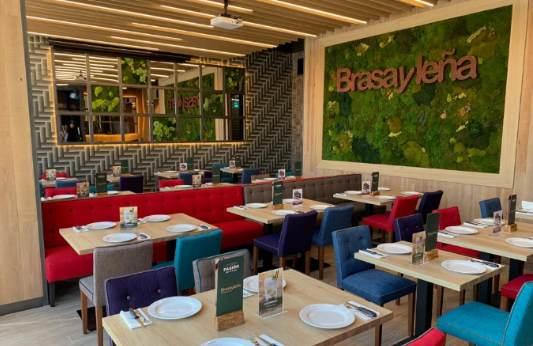 profesionalhoreca, restaurante de Brasayleña