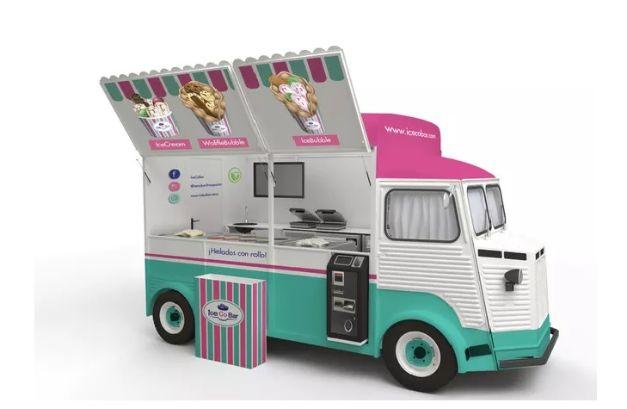 profesionalhoreca, food truck de IceCoBar