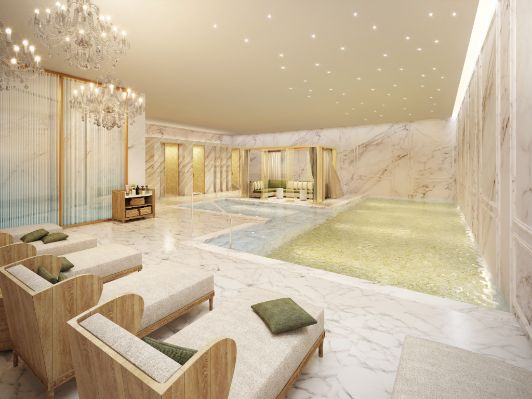 profesionalhoreca, spa del Mandarin Oriental Ritz Madrid