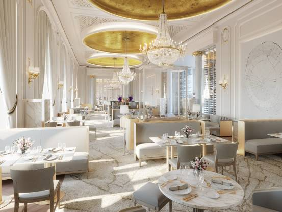 profesionalhoreca Mandarin Oriental Ritz, restaurante Deessa
