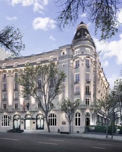 profesionalhoreca, fachada del hotel Mandarin Oriental Ritz
