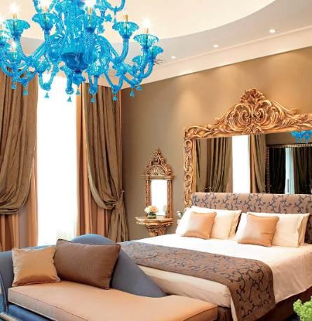profesionalhoreca, habitación del lujoso hotel New York Palace de Budapest