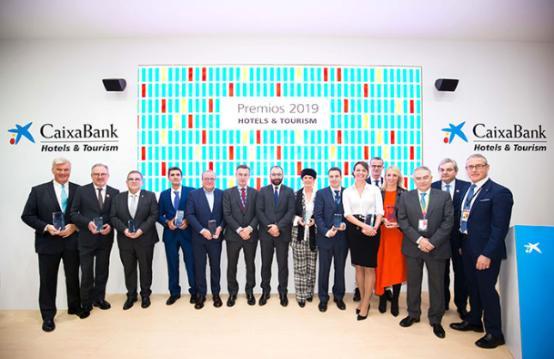 profesionalhoreca, ganadores de la II edición de los Premios CaixaBank Hotels & Tourism
