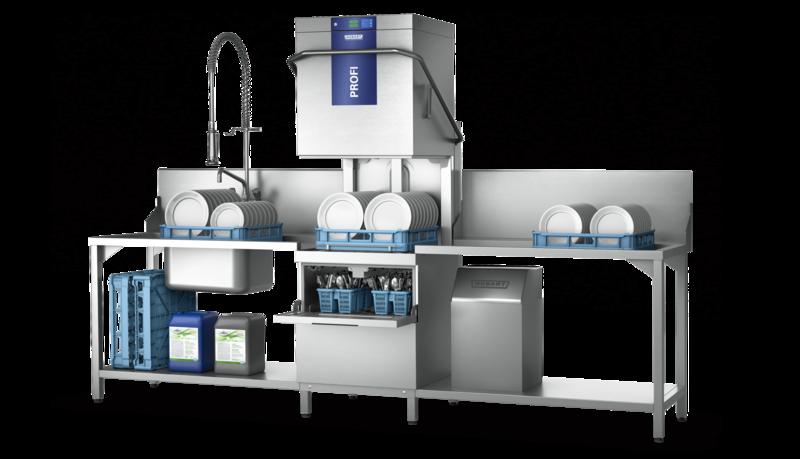 lavavajillas Two-Level-Washer de Hobart