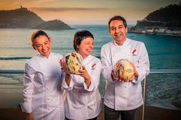 Profesionalhoreca, Fina Puigdevall y su hija Martina, y Lavier Olleros, nuevos tres soles Repsol