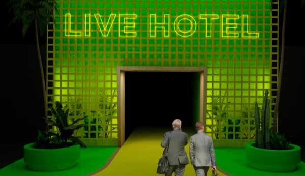 Profesionalhoreca. Hostelco Live Hotel