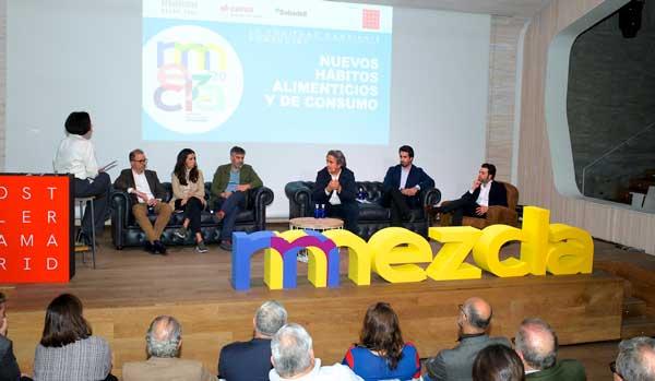 Profesionalhoreca, II jornada Mezcla, de Hostelería Madrid