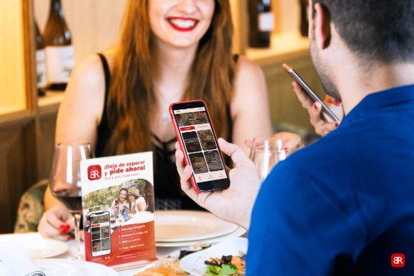 profesionalhoreca, app de BR Bars & Restaurants para hacer pedidos desde el móvil