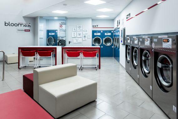 profesionalhoreca, lavandería autoservicio Bloomest, de Miele