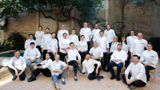 profesionalhoreca, chefs participantes de Passeig de Gourmets 2020