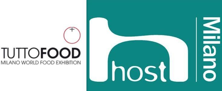 profesionalhoreca, logo de TuttoFood y Hostmilano