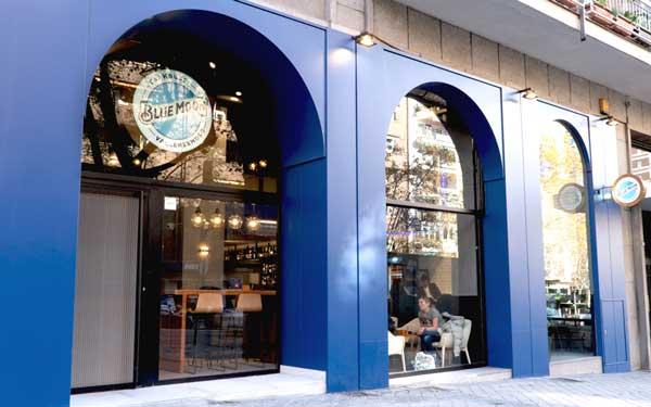 Profesionalhoreca, fachada del primer Blue Moon Taphouse de Europa, abierto en Madrid